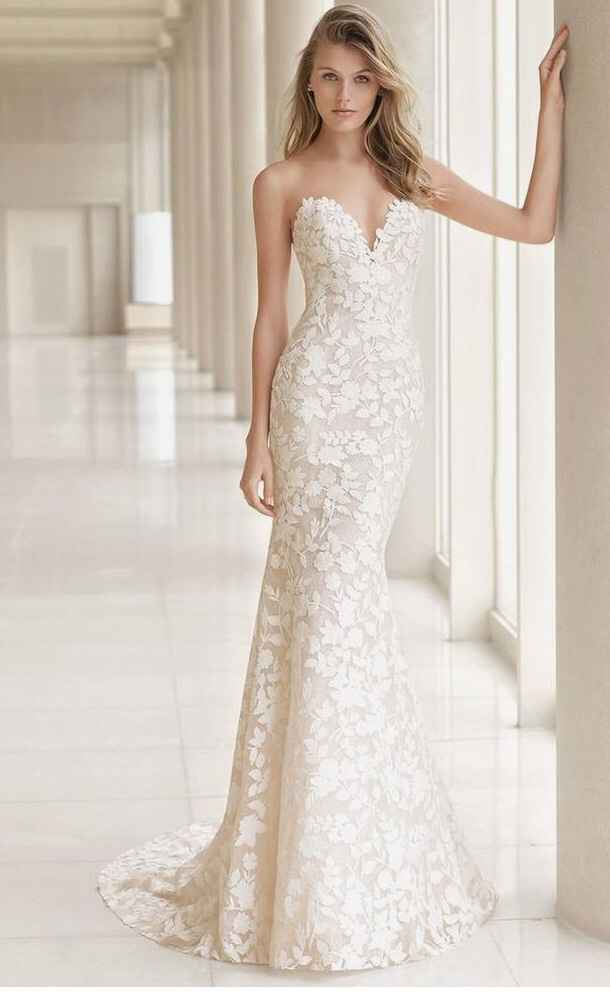 Vestidos de novia corte Sirena 🧜♀️ - 5