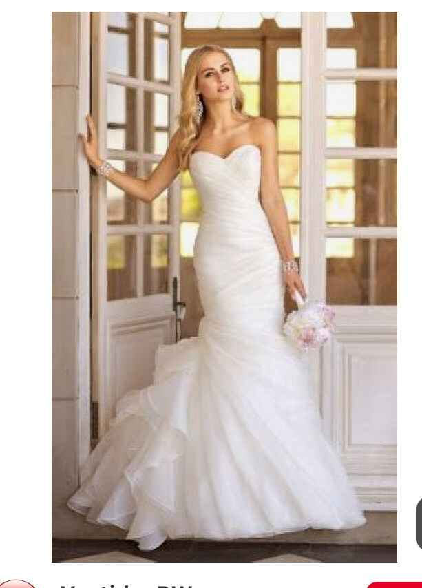 Vestidos de novia corte Sirena 🧜♀️ - 7