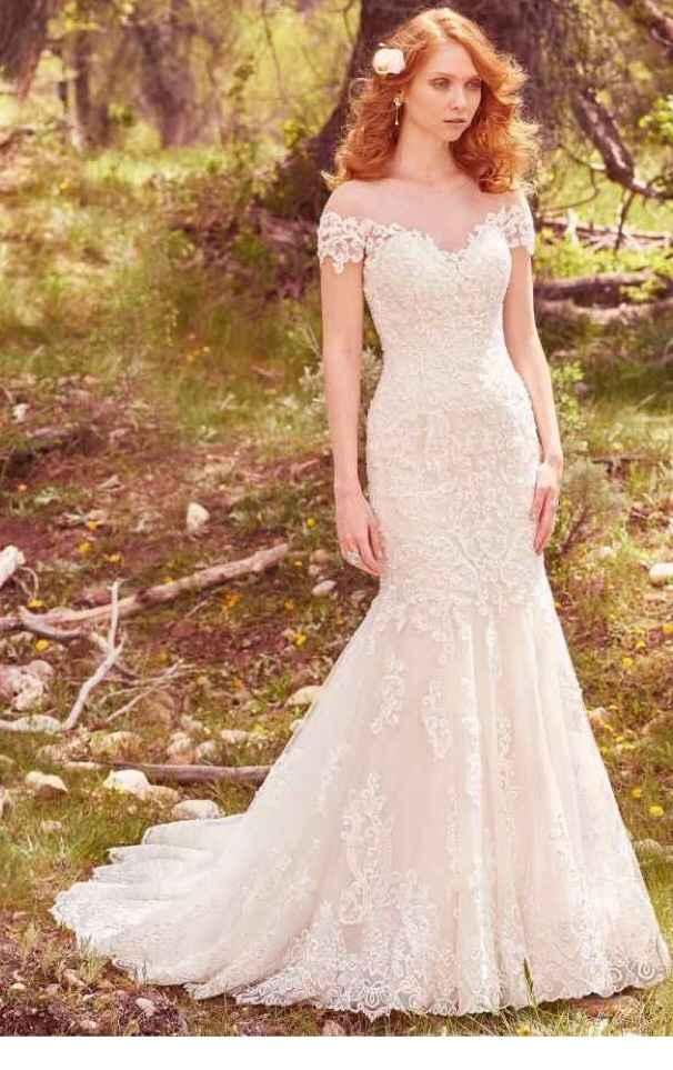 Vestidos de novia corte Sirena 🧜♀️ - 8
