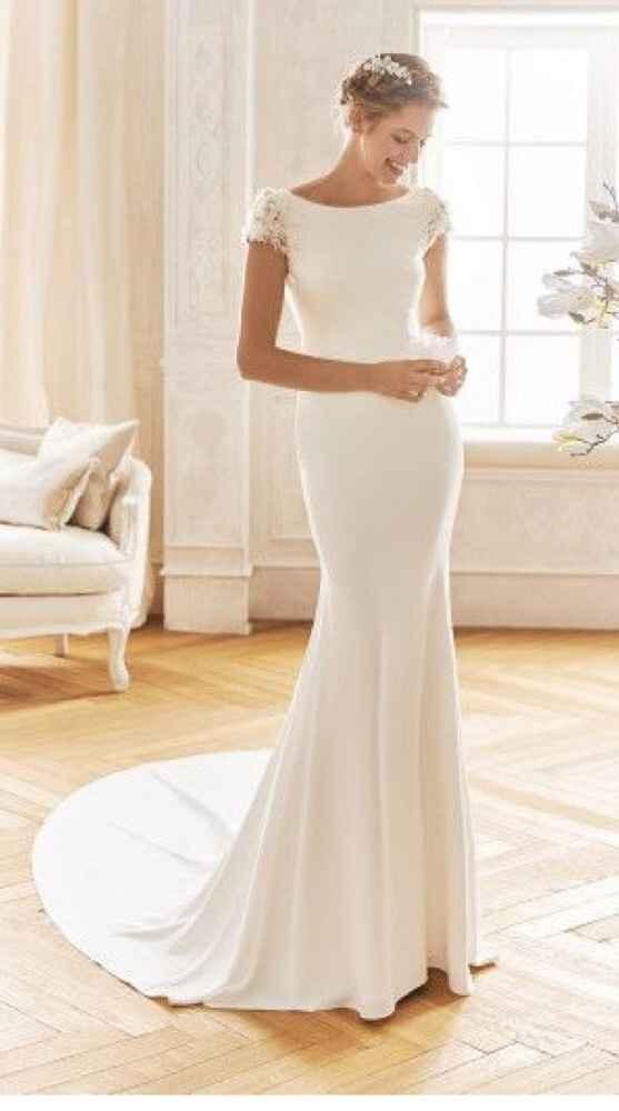 Vestidos de novia corte Sirena 🧜♀️ - 9