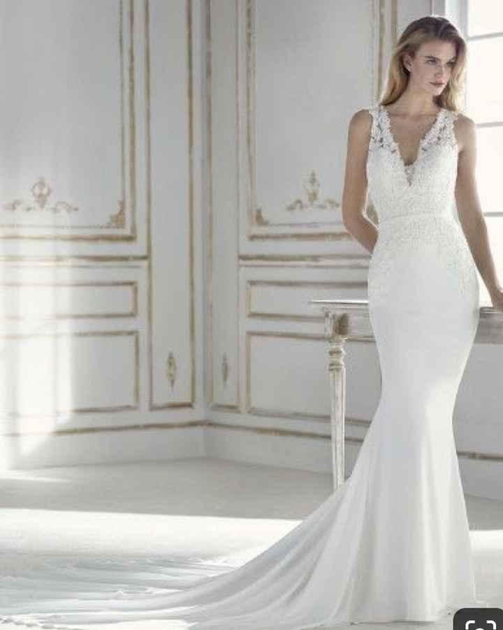 Vestidos de novia corte Sirena 🧜♀️ - 10