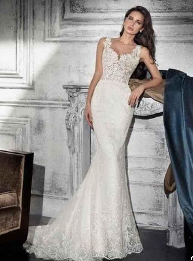 Vestidos de novia corte Sirena 🧜♀️ - 12