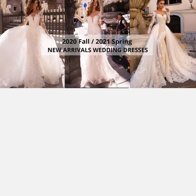 Vestido de Novia pedido a Aliexpress!! - 1