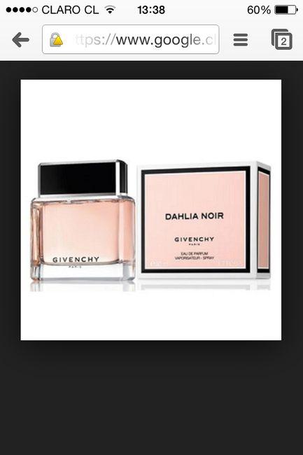 El Perfume de la Novia - 1