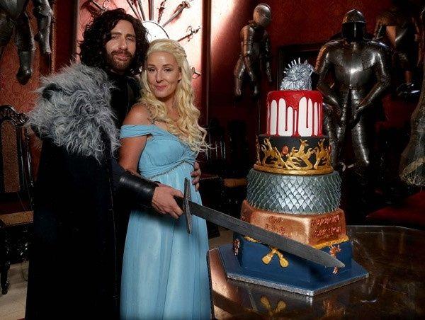 Matrimonio Tema Game Of Thrones : Bodas temÁticas la mía game of thrones