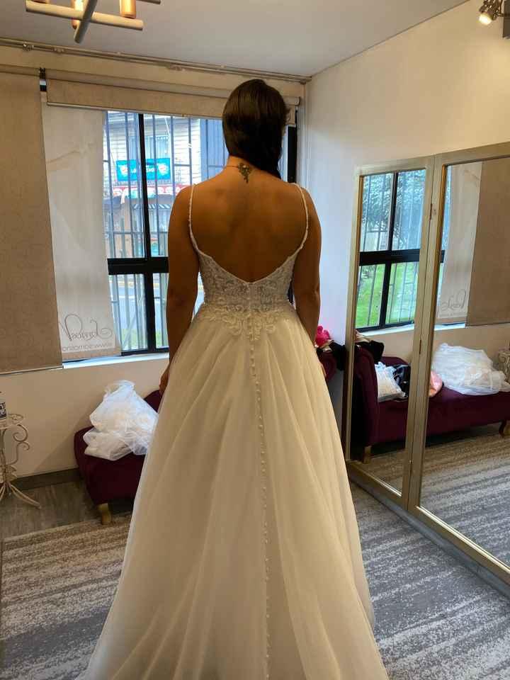 Mi vestido de novia 2.0 👰🏻❤️ - 2