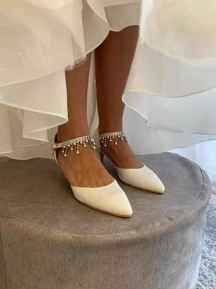 Mi vestido de novia 2.0 👰🏻❤️ - 6