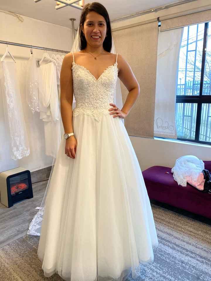 Mi vestido de novia 2.0 👰🏻❤️ - 8