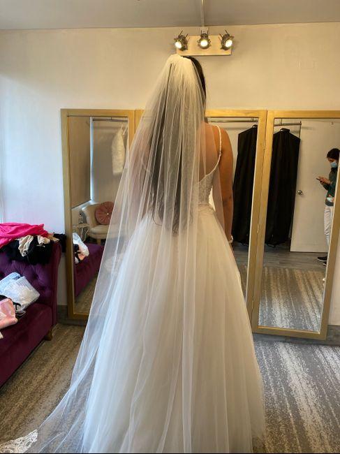 Mi vestido de novia 2.0 👰🏻❤️ - 5