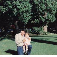 Con mi papi!!!