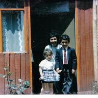 más grande :) con mi tía y primo