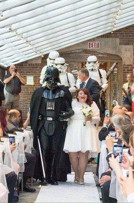 Tematica geek de matrimonio ¿quien más se atreve? 2