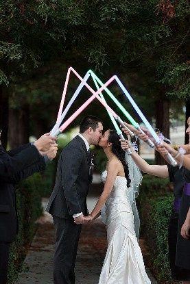Tematica geek de matrimonio ¿quien más se atreve? 3