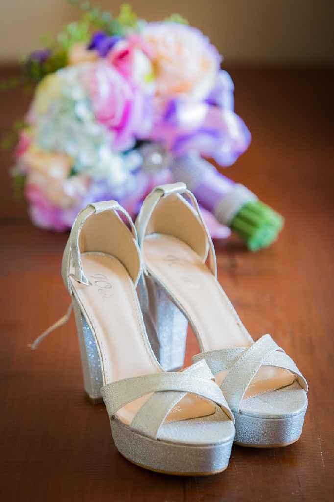 Qué zapatos elegiste... ¿Nos compartes tus tips? 👠 - 1
