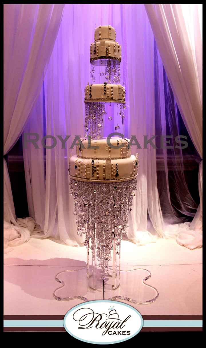 Torta de niveles flotante1