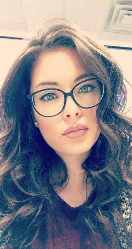 Novia con anteojos - 1