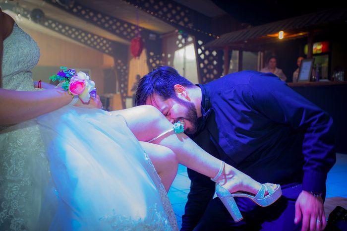 Zapatos novia altos y cómodos 1