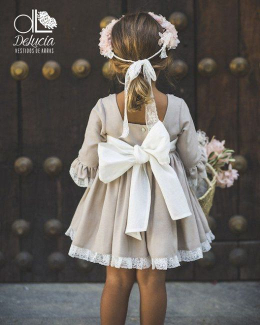 Ideas look de pajes - niñas 2