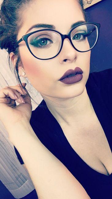 Novia con anteojos - 3