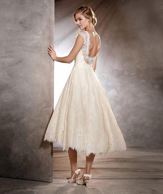 Fotos de vestidos de novia boda civil