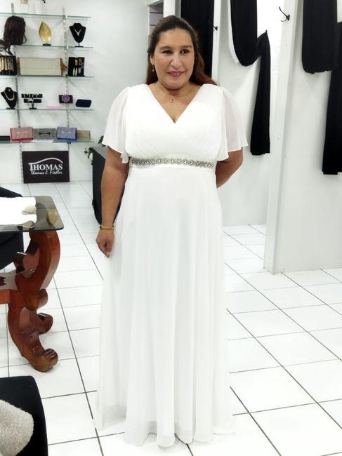 Amo mi vestido 😊 - 1