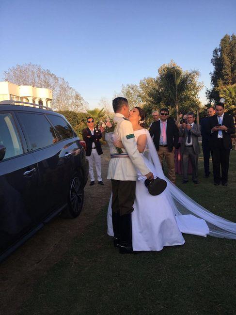 Novios que nos casamos el 7 de Febrero de 2020 en Curicó 1