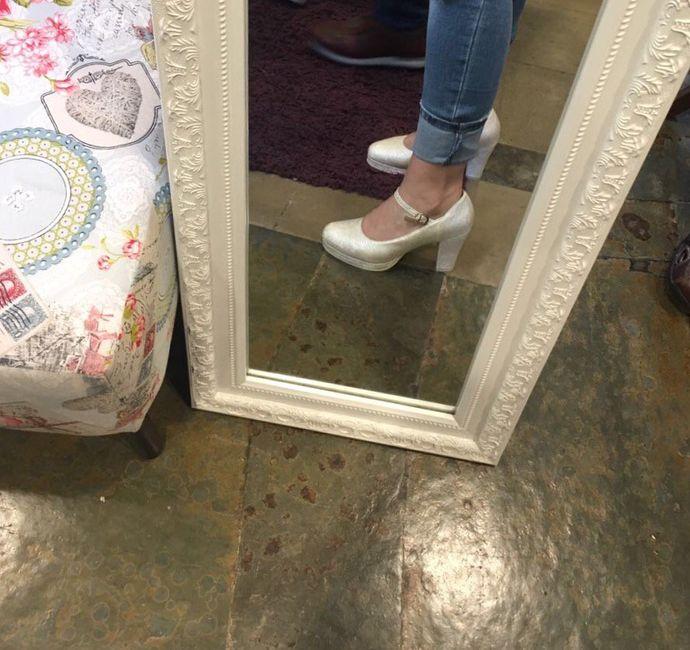 Zapato soñado!! 1