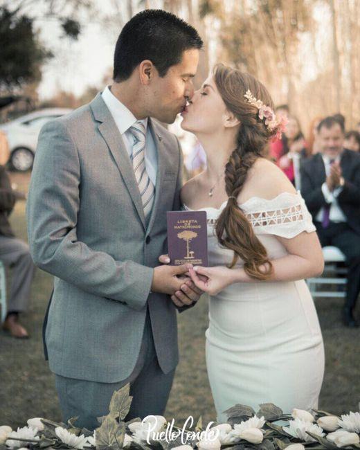 Nuestro matrimonio civil ❤️ - 1