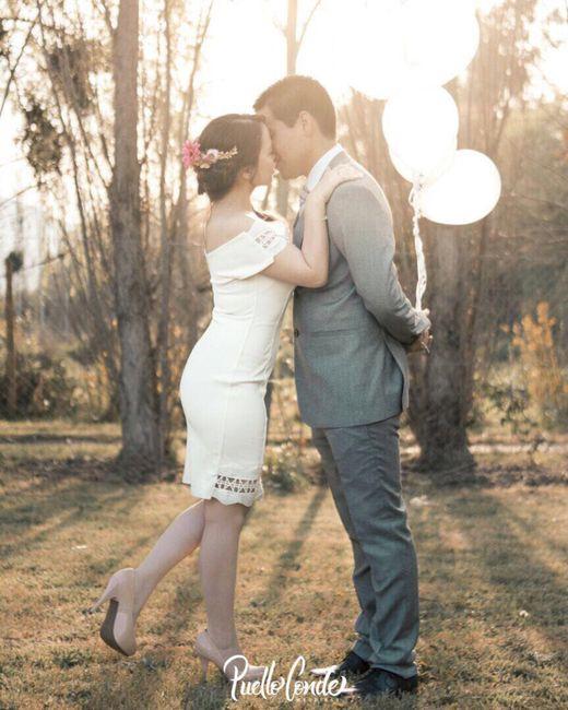 Nuestro matrimonio civil ❤️ - 3
