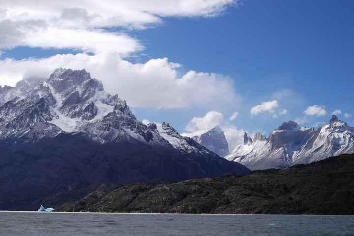 Lago Grey -Torres del Paine