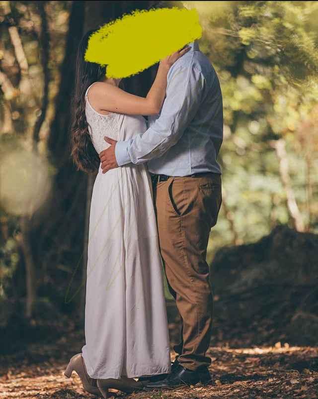 Sarita, lo mejor de mi matrimonio serán las fotos! - 4