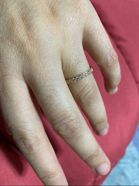 ✨ ¡Muéstranos tu anillo! - 1