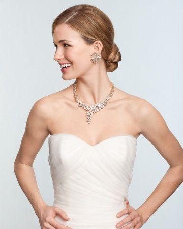 joyas según el tipo de vestido