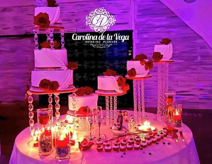 Torta de la boda... ¿elegir sola o acompañada? - 1