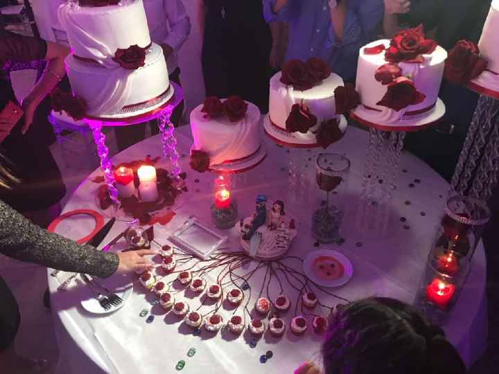 Torta de la boda... ¿elegir sola o acompañada? - 3