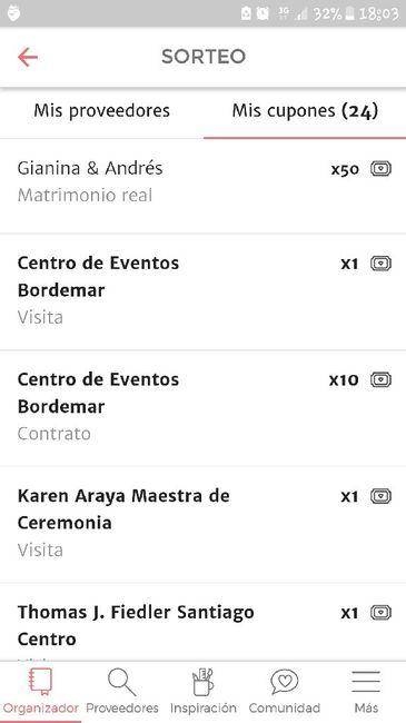Mi crónica. Matri Andrés y Gianina - 1