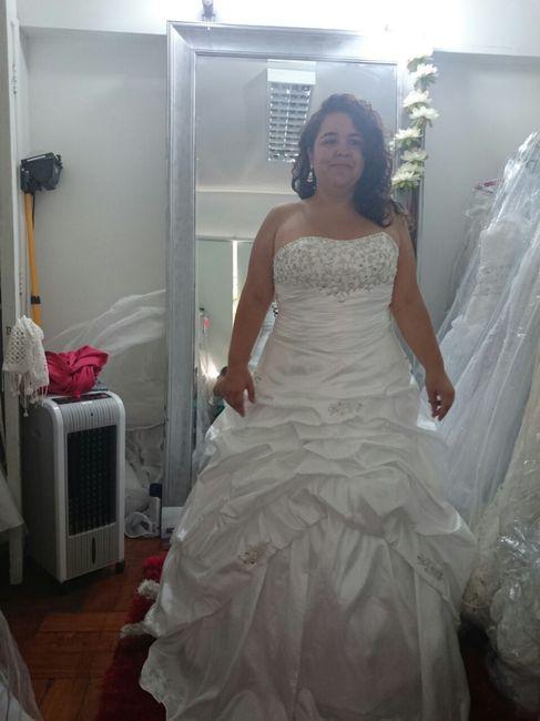 Vestidos de novia usados valparaiso