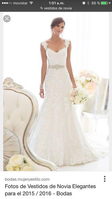 Lugares para comprar vestidos de novia
