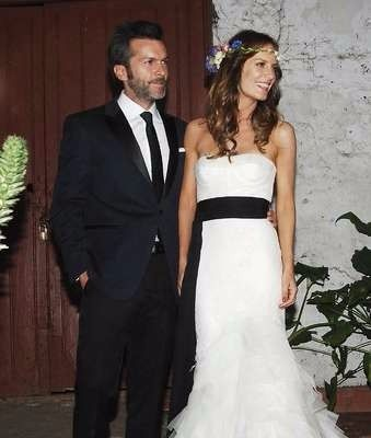 vestidos de novias chilenas