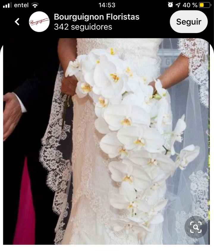 ¿Cuánto les cuesta su ramo de novia? - 1