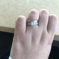 ¡Comparte una foto de tu anillo de compromiso!💍 - 1