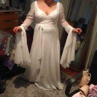 Por finnn conocí mi vestido de novia a 3 días antes de la boda - 1
