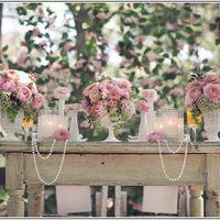 Las perlas y las flores