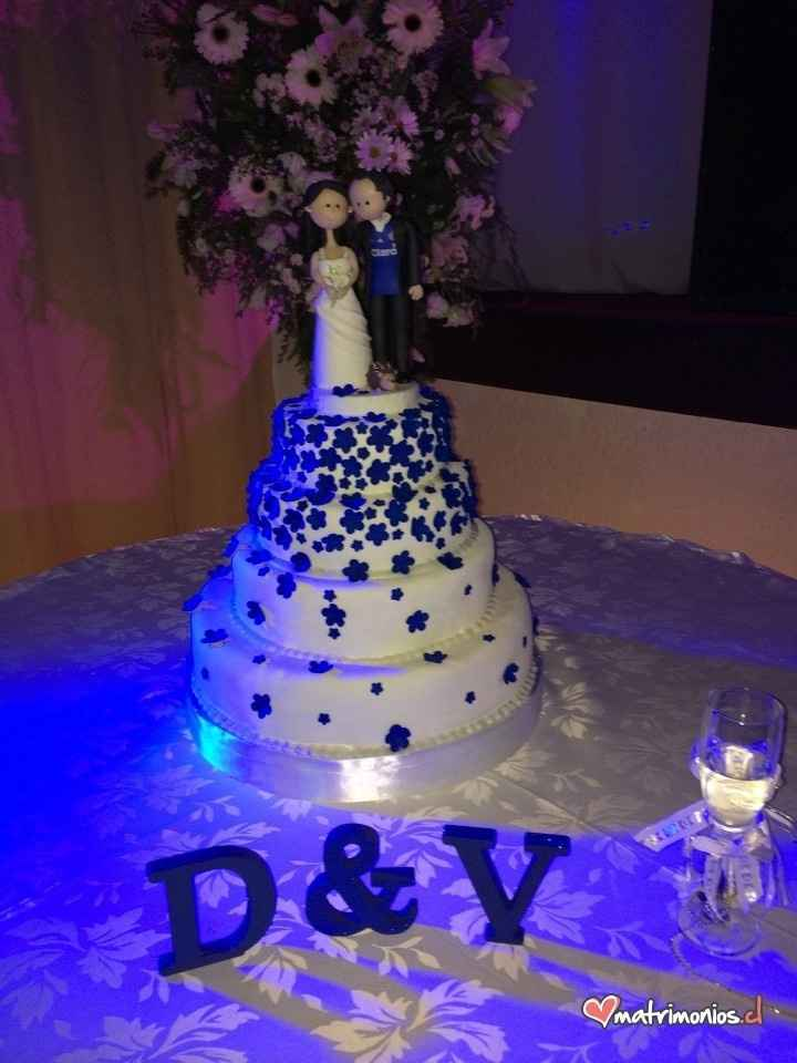 torta y decoracion