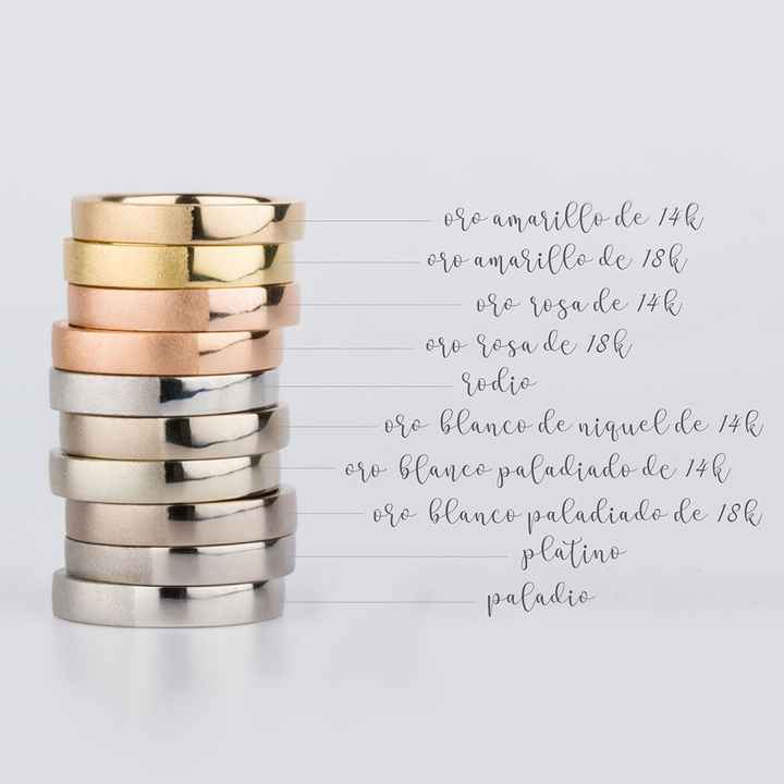 Especial ANILLOS: oro, plata y más💍 - 1