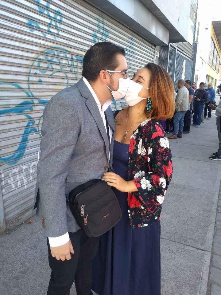 y me case! Somos espositos 💜 - 2