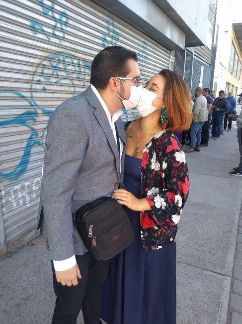 El amor se celebra! Mi esposito y yo!! - 1