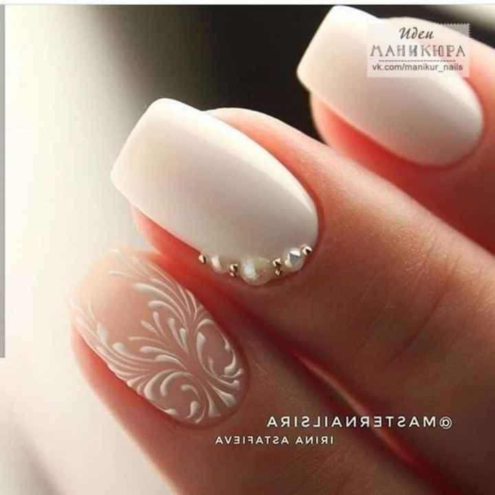 Uñas de Novia - 2