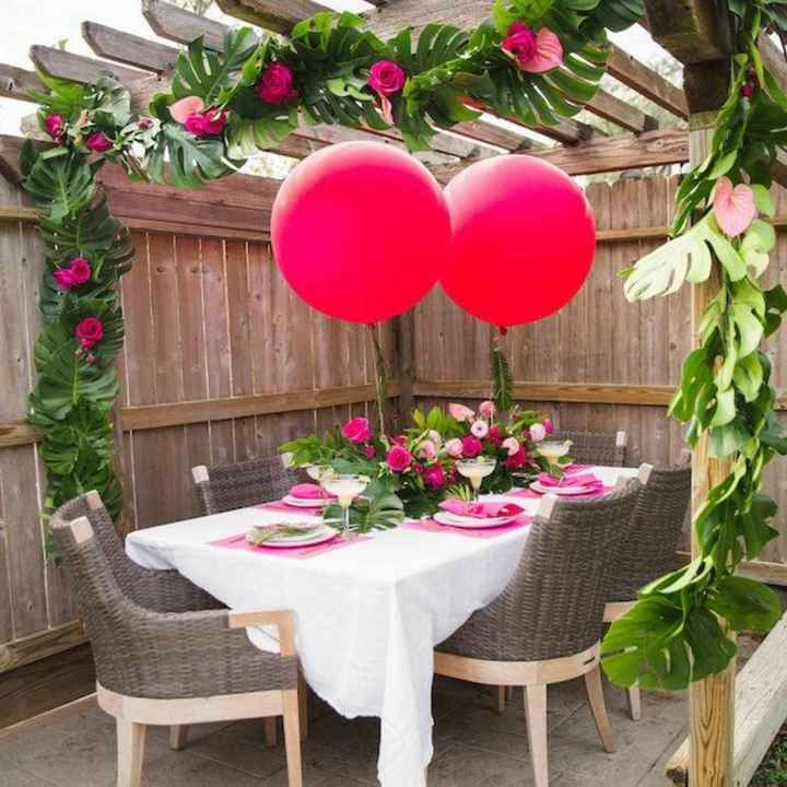 Ideas para almuerzo de mi matrimonio civil - 1