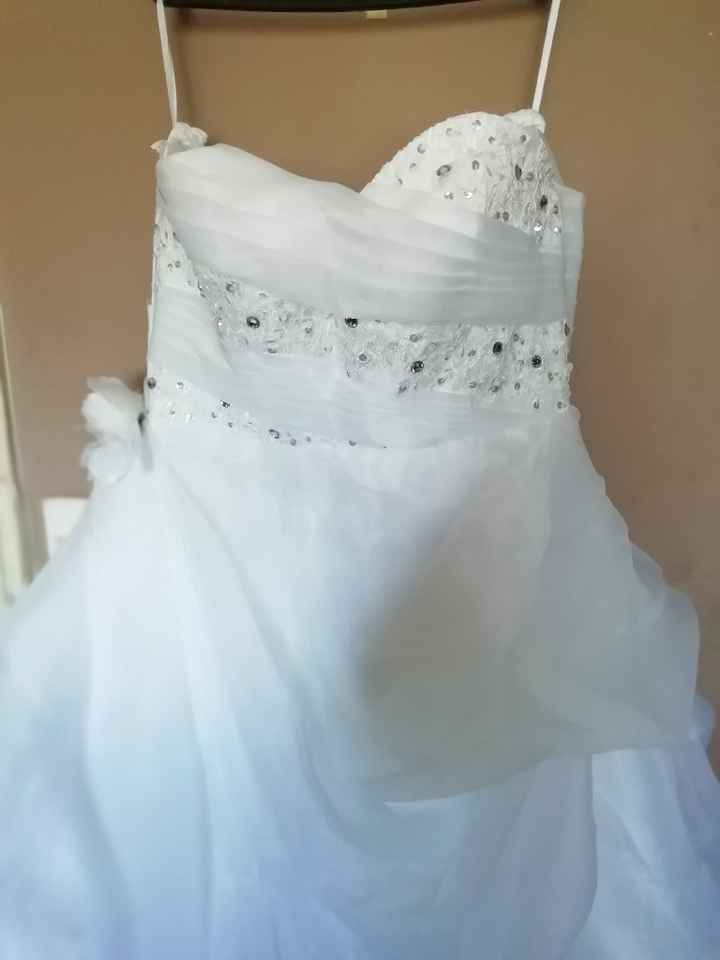 Mi vestido soñado ❤️ - 1